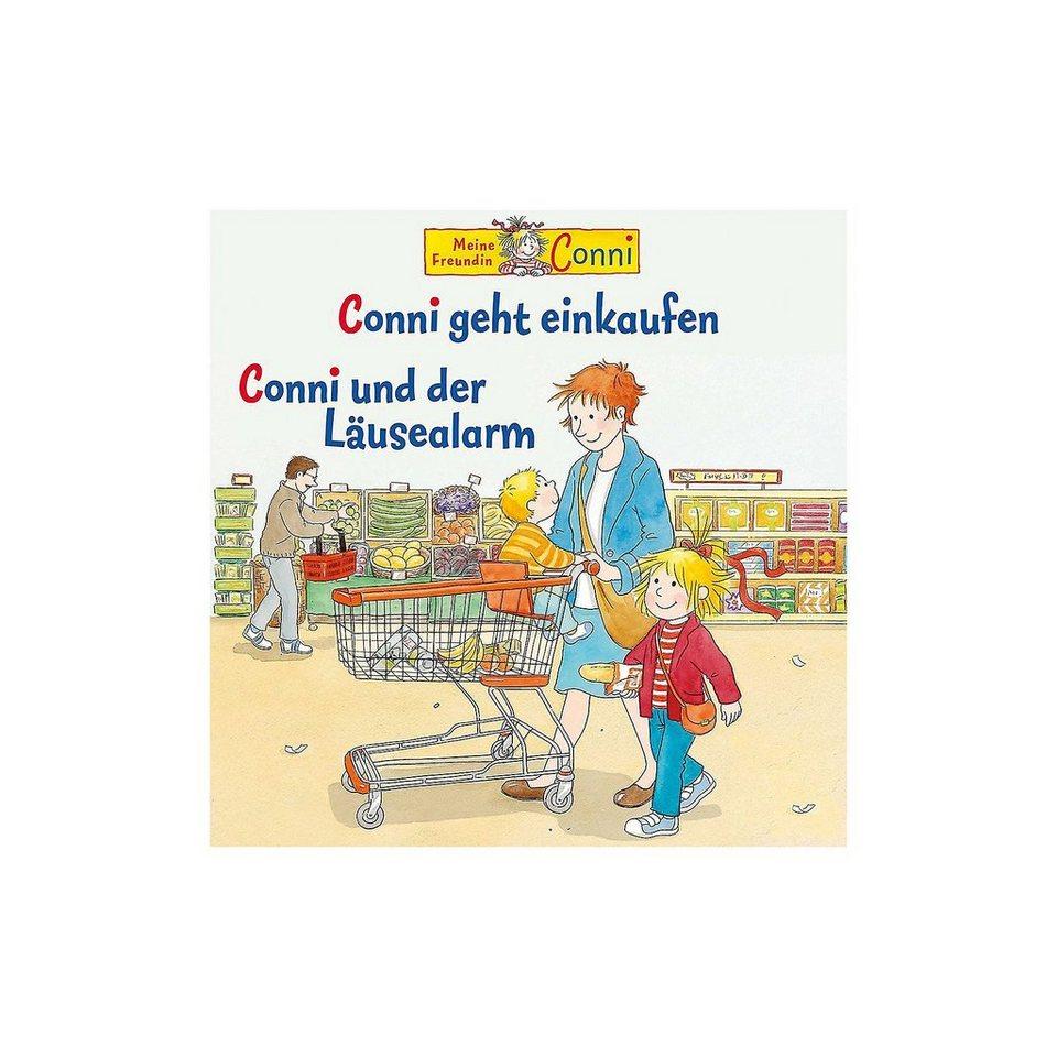 Universal CD Meine Freundin Conni 49: Conni geht einkaufen/und der Läu online kaufen