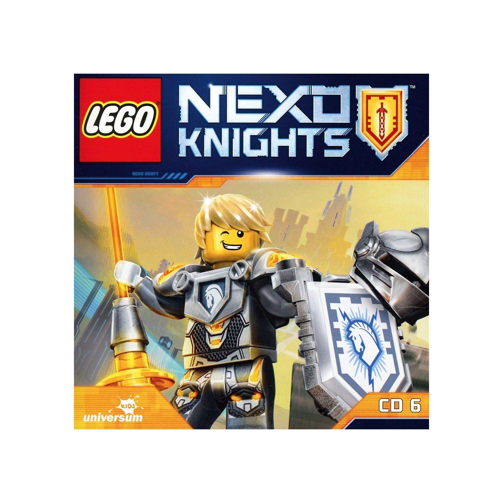 Lego® CD Nexo Knights 6