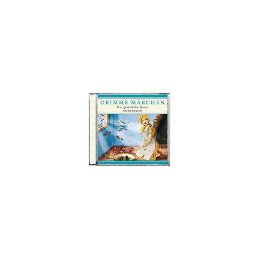 Kiddinx CD Der gestiefelte Kater / Aschenputtel
