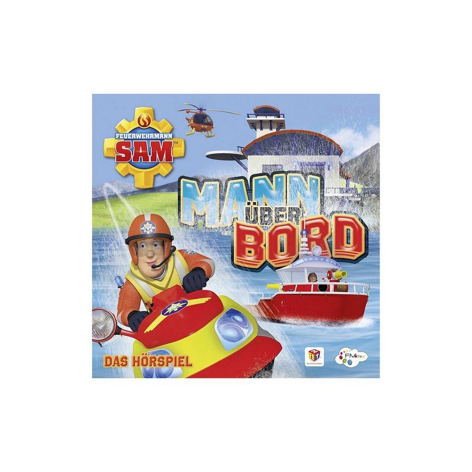 Just Bridge Entertainment CD Feuerwehrmann Sam - Mann über Bord online kaufen