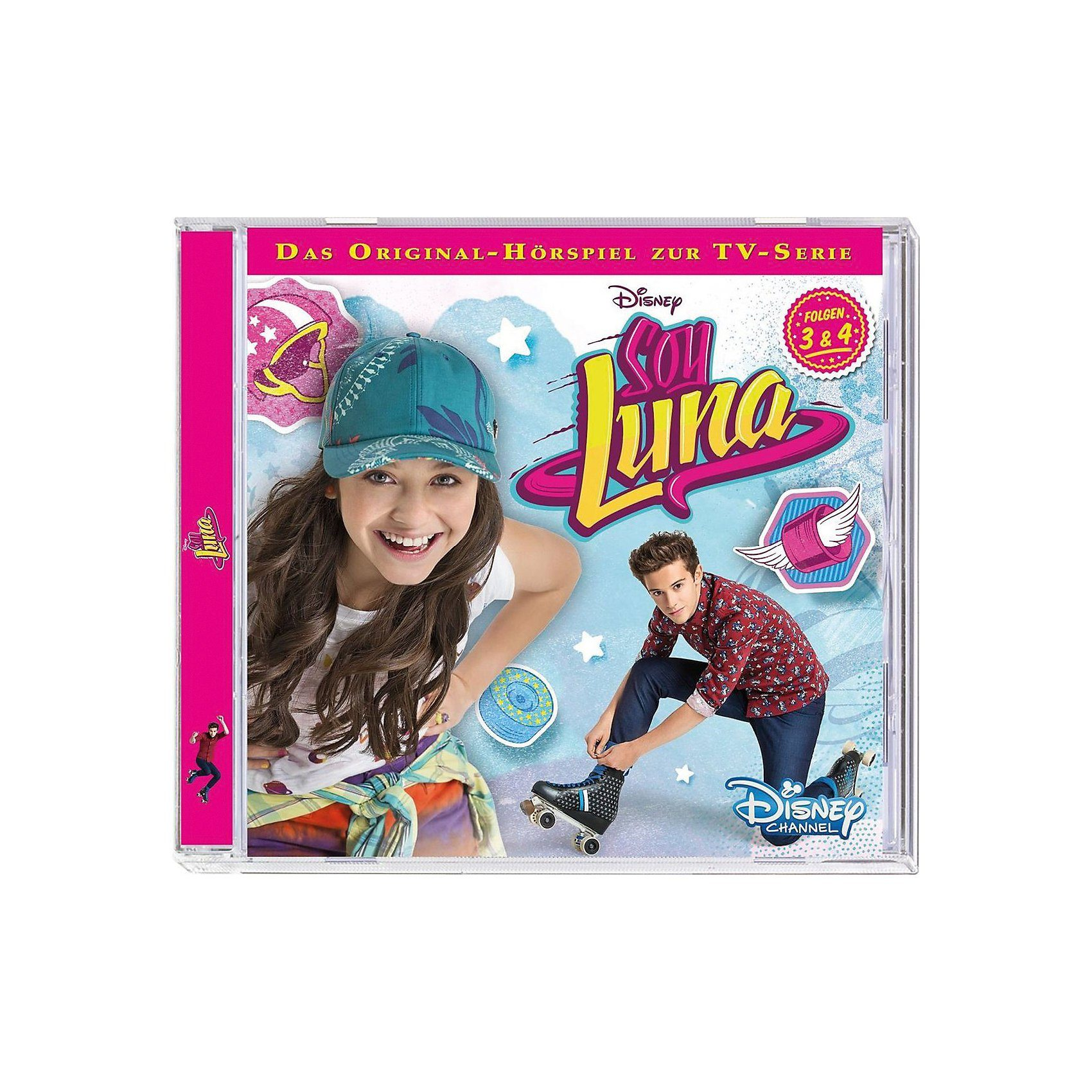 Kiddinx CD Disney Soy Luna (Folge 3+4)
