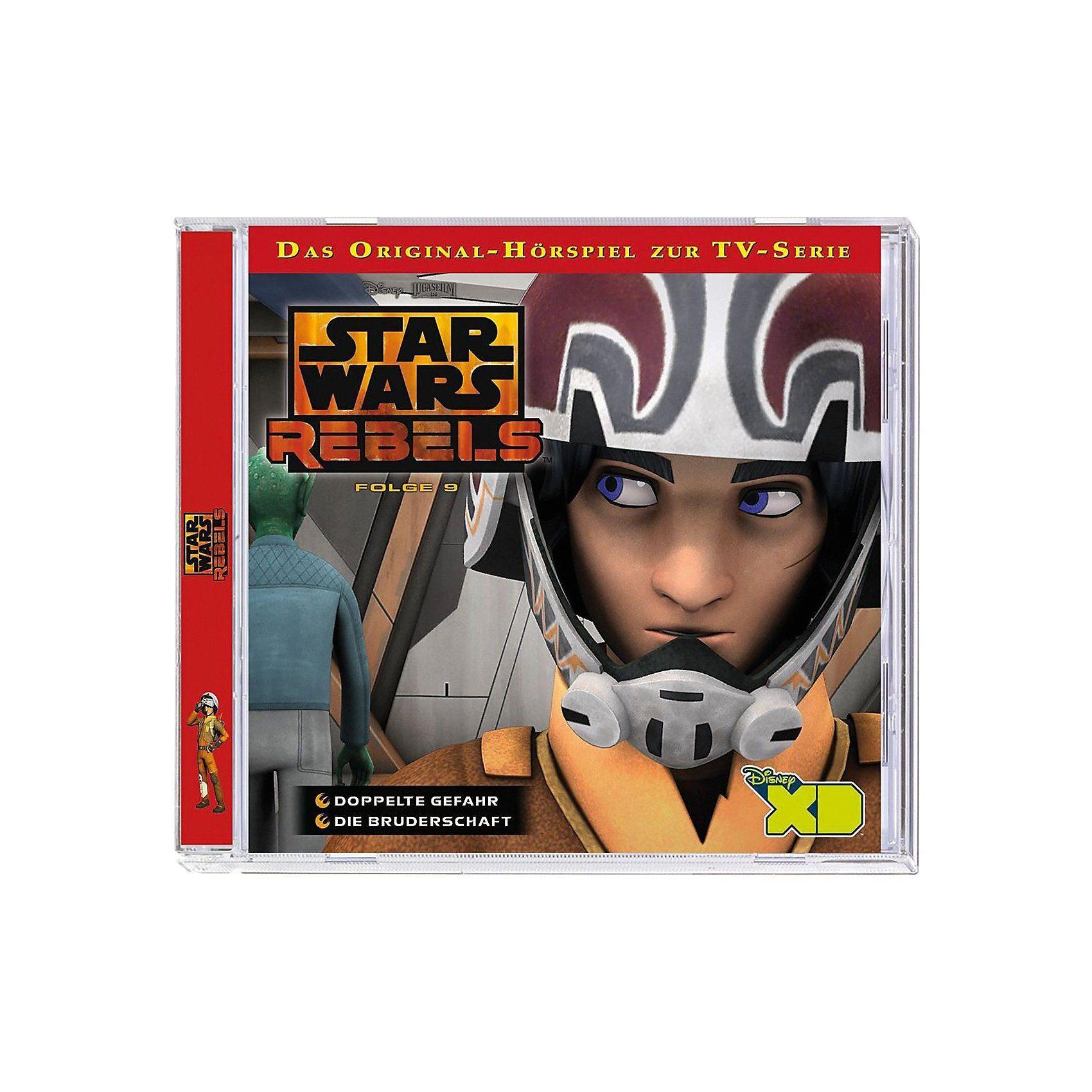 Kiddinx CD Star Wars Rebels - Folge 9