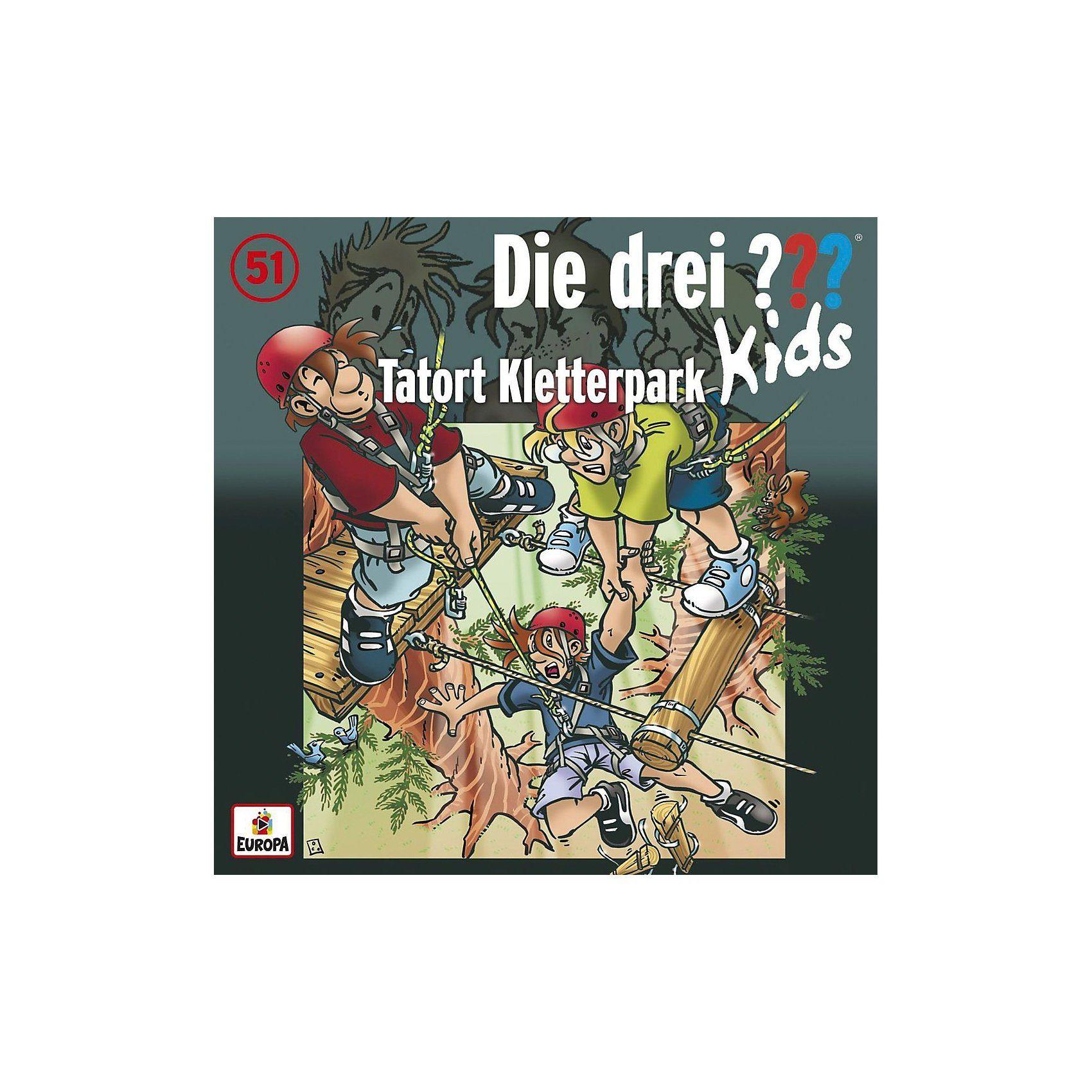 Sony CD Die drei ??? Kids 51
