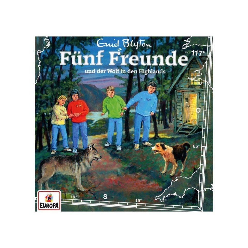 Sony CD Fünf Freunde 117 online kaufen