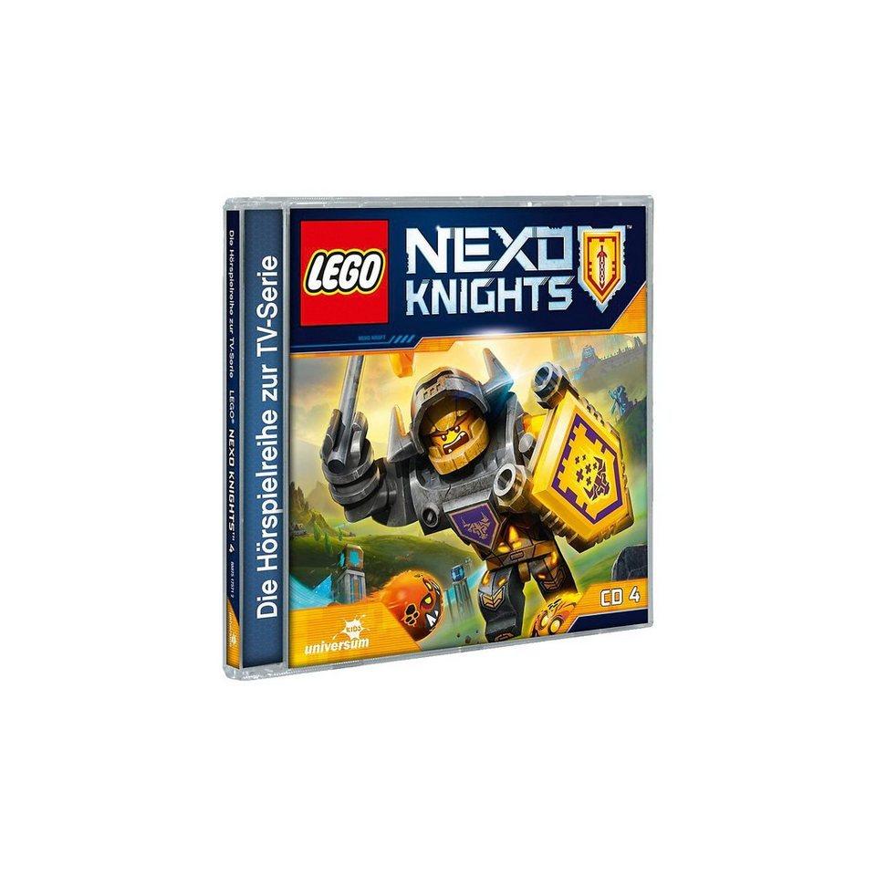 Lego® CD Nexo Knights (CD 4) online kaufen
