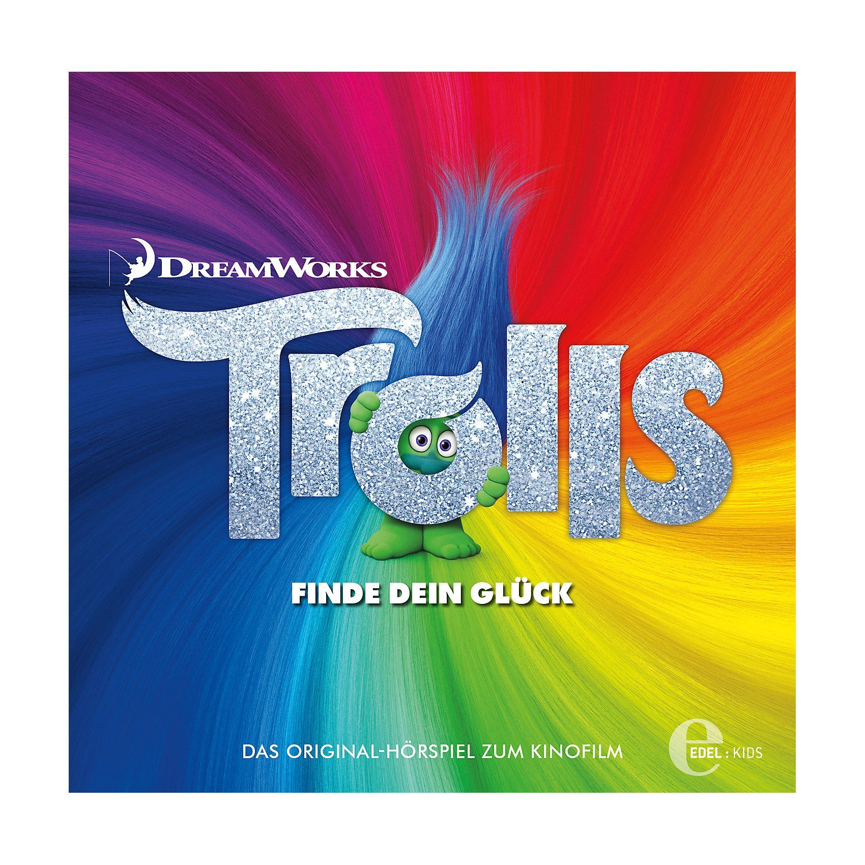 CD Trolls - Hörspiel zum Kinofilm