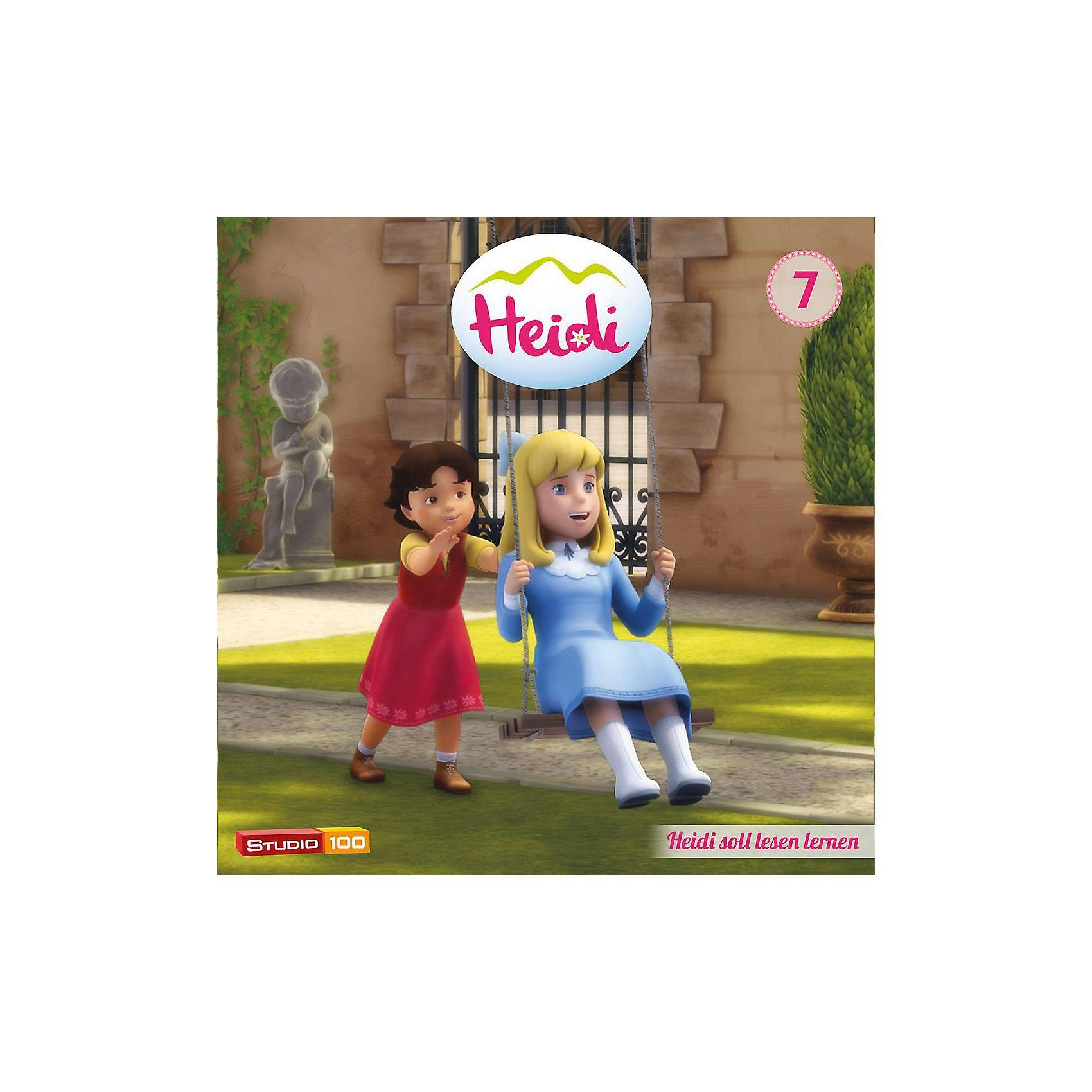 Universal CD Heidi 07 - Heidi soll lesen lernen