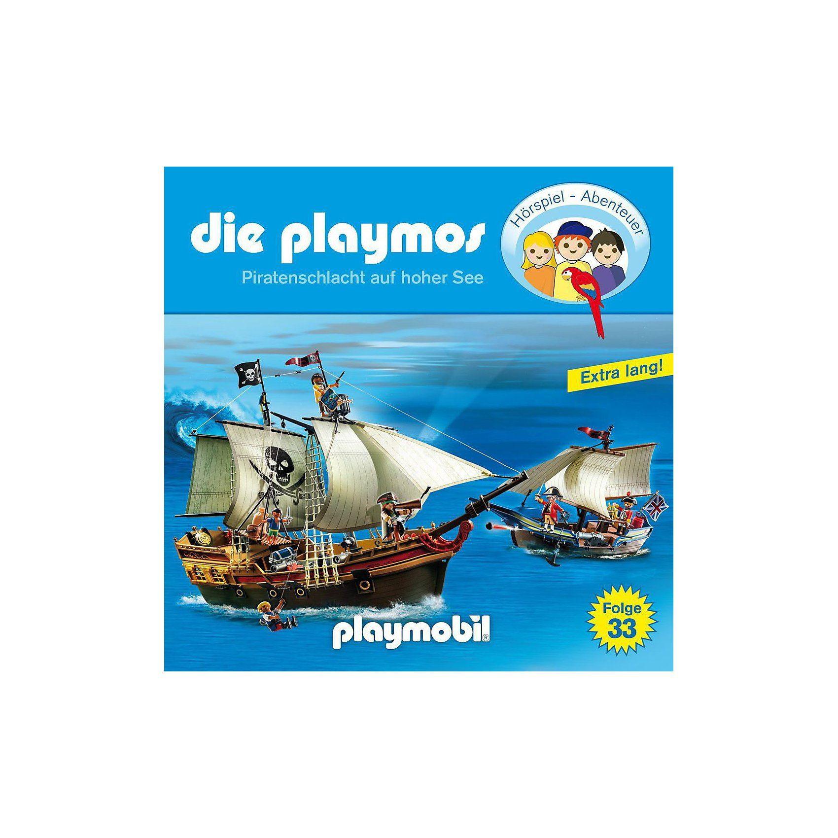 Edel CD Die Playmos 33 - Piratenschlacht auf hoher See