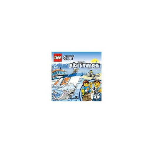 LEGO® CD City 10 - Küstenwache: Haie vor City