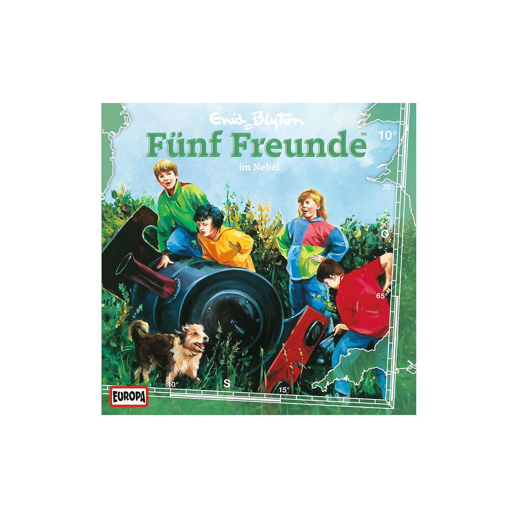 Sony CD Fünf Freunde 010/im Nebel