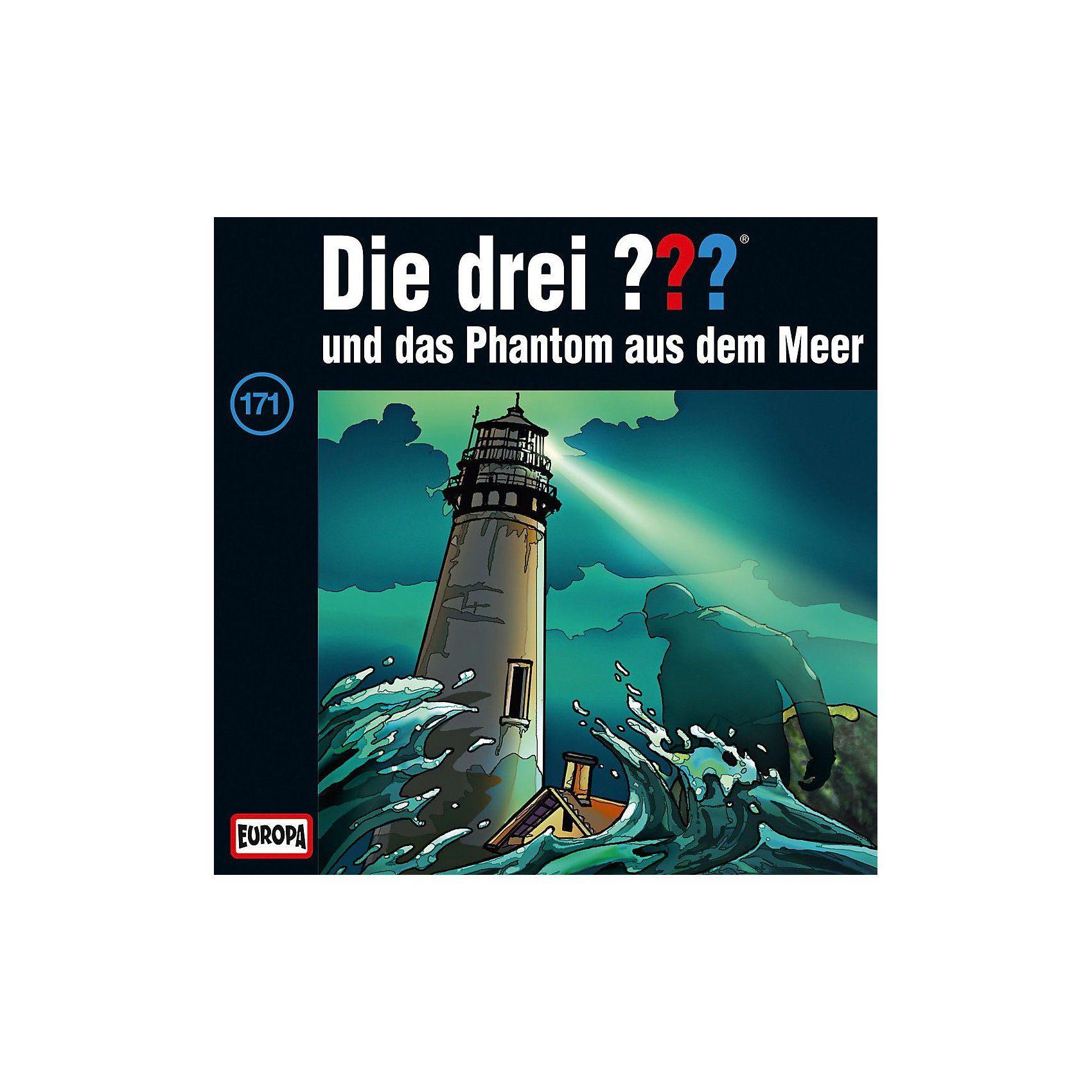 Sony CD Die Drei ??? 171 - ..und das Phantom aus dem Meer