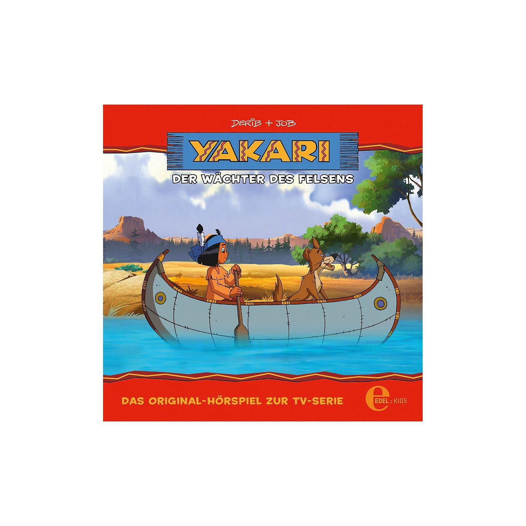 Edel CD Yakari 24 - Der Wächter des Felsens