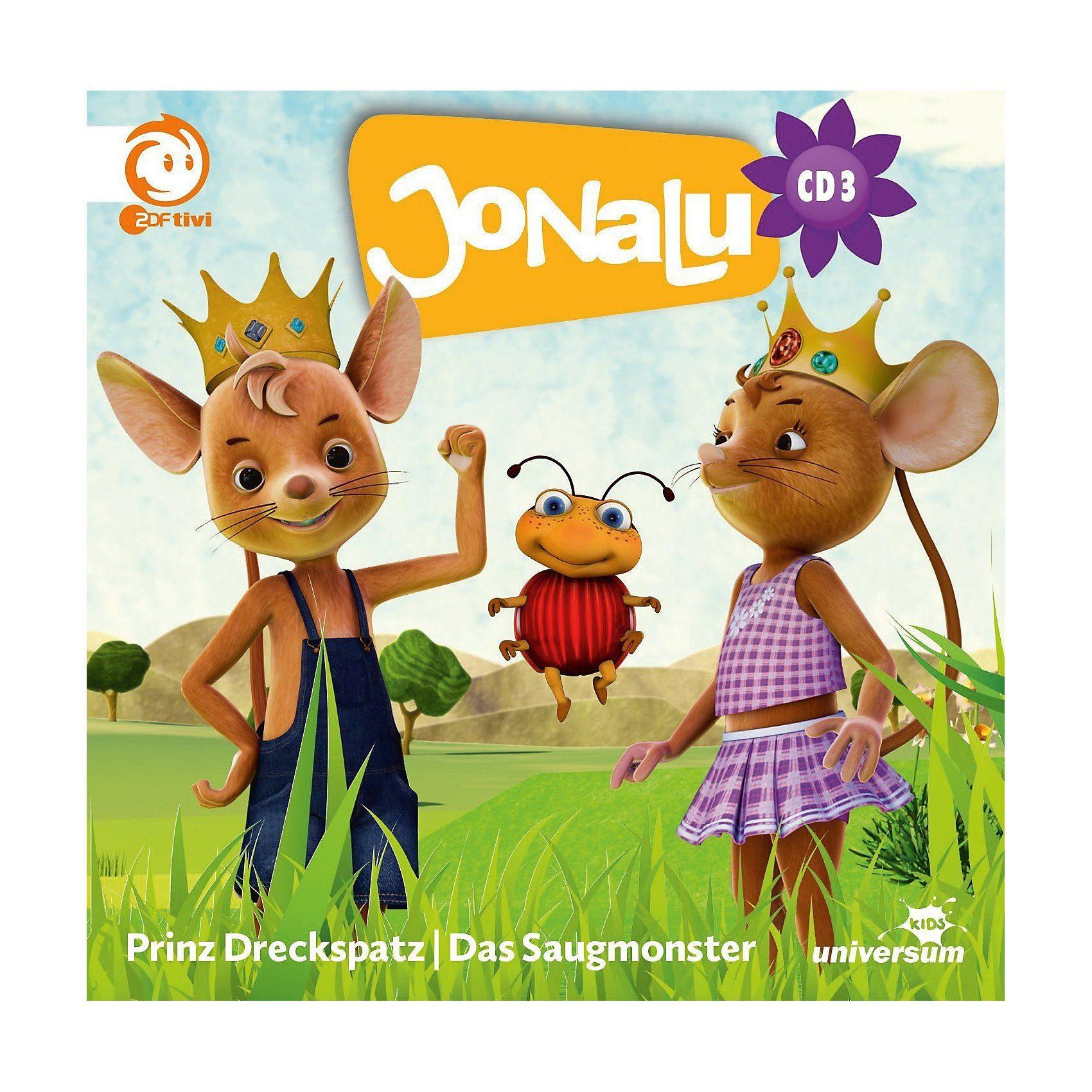 universum CD JoNaLu 03