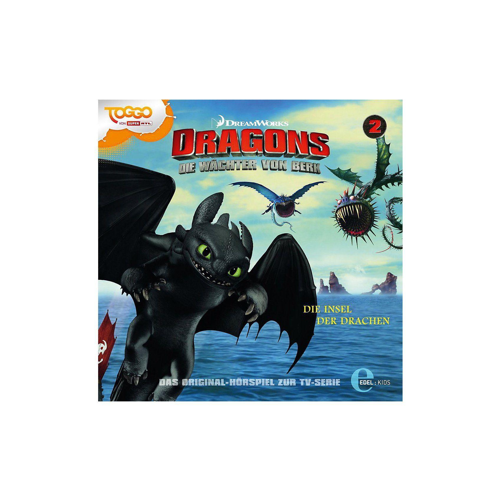 Edel CD Dragons - Die Wächter von Berk 02