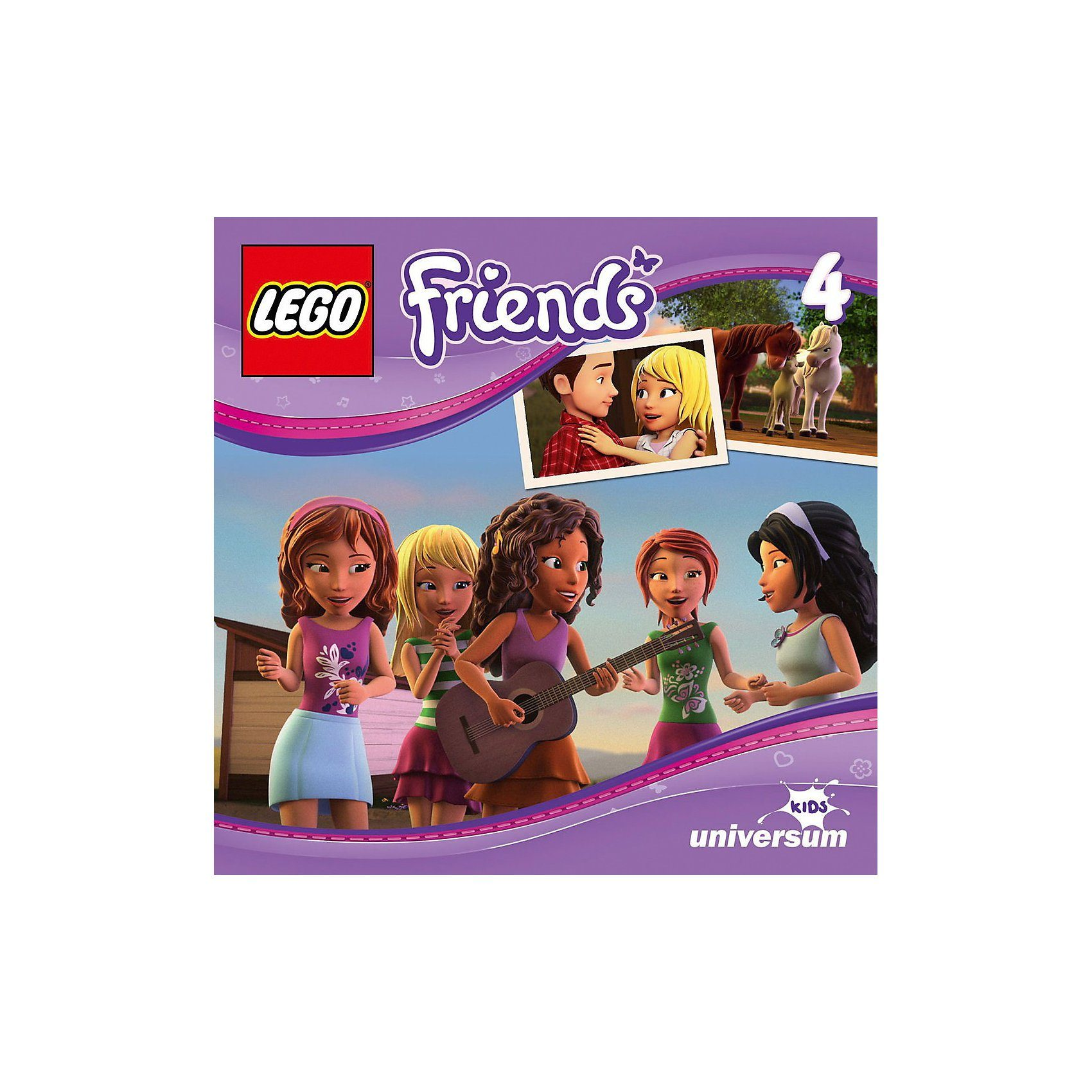 Lego® CD Friends CD 4