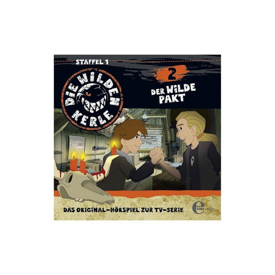 Edel CD Die Wilden Kerle 02 - Der wilöde Pakt