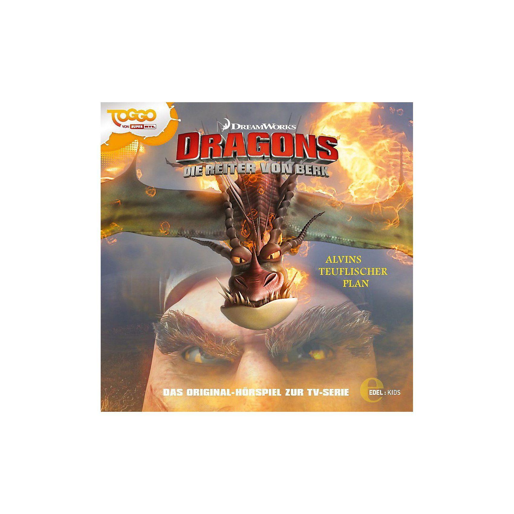 Edel CD Dragons - Die Retter von Berk 05