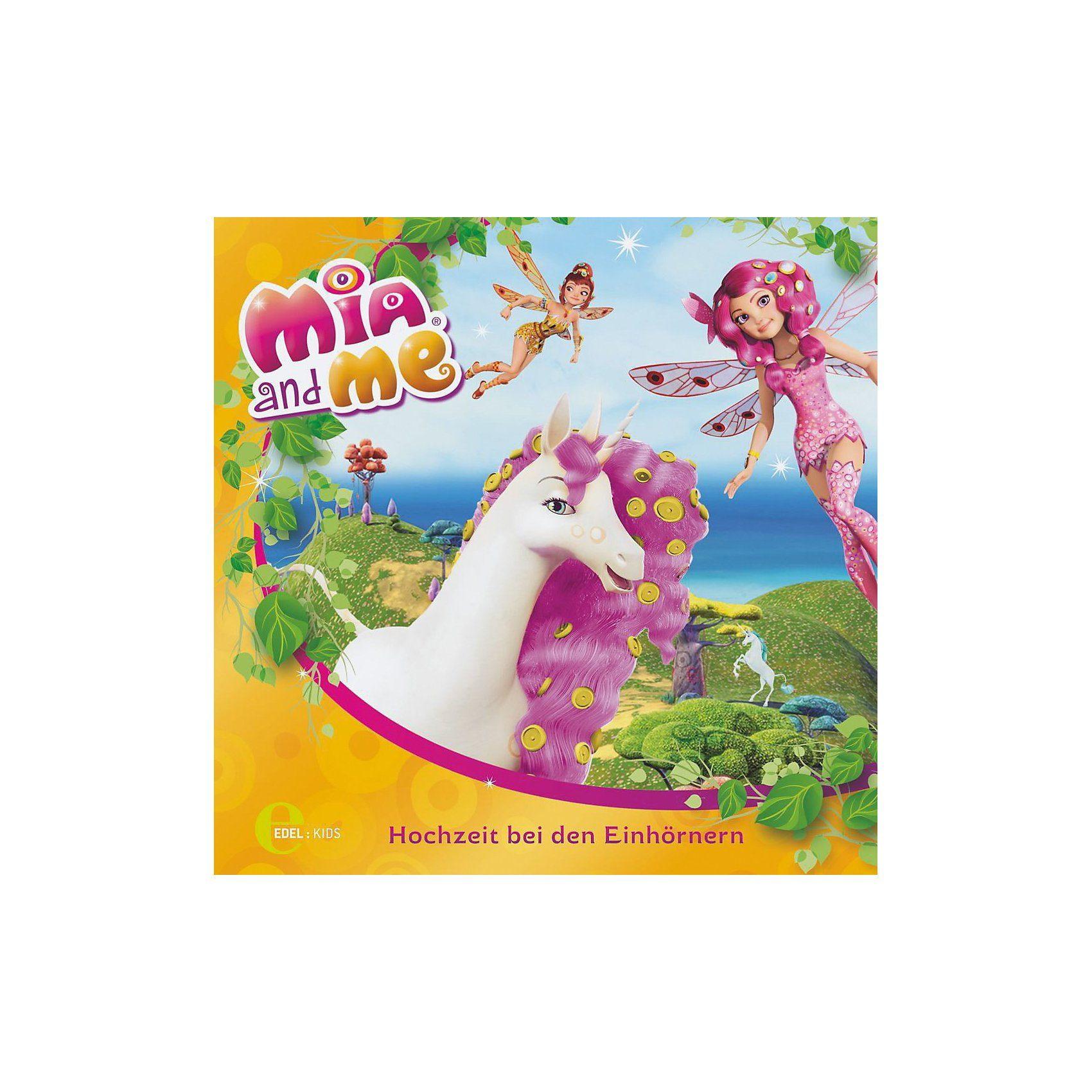 Edel CD Mia And Me 02 - Hochzeit bei den Einhörnern