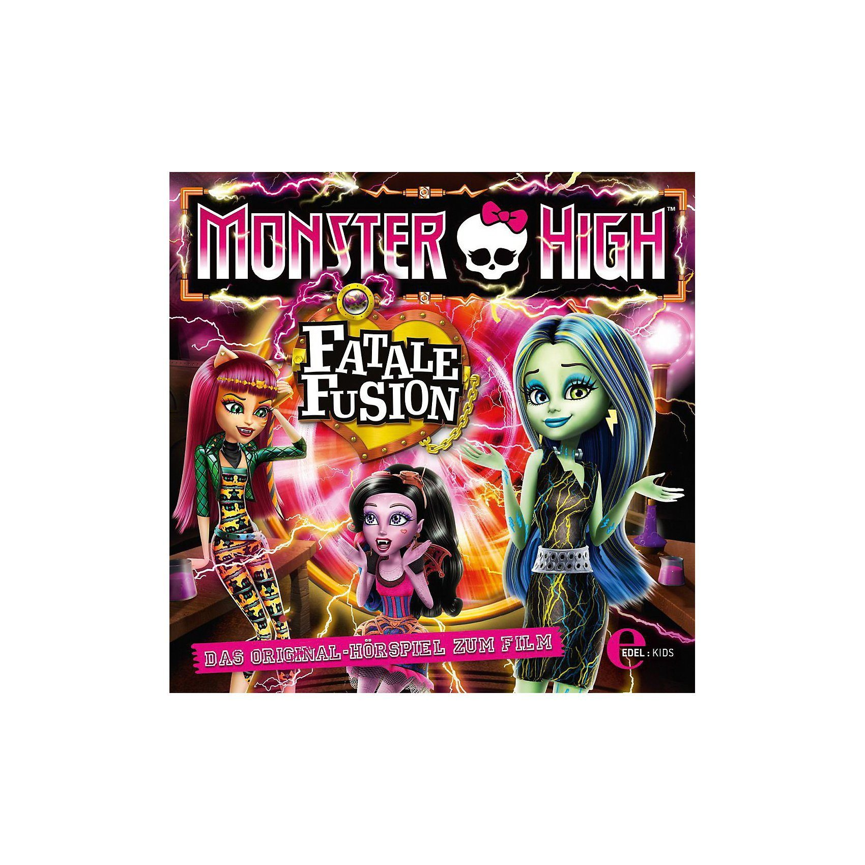 Edel CD Monster High - Fatale Fusion