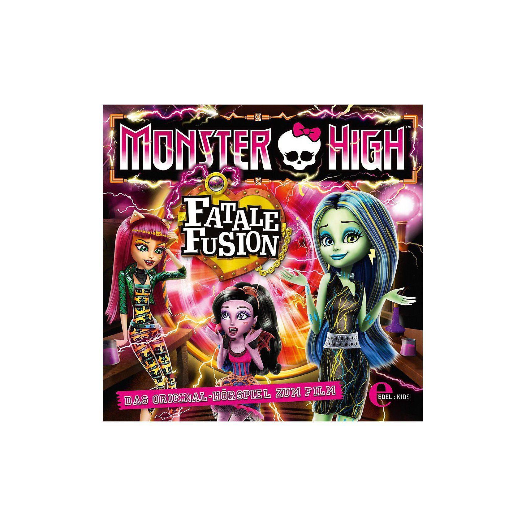 Edel CD Monster High - Fatale Fusion