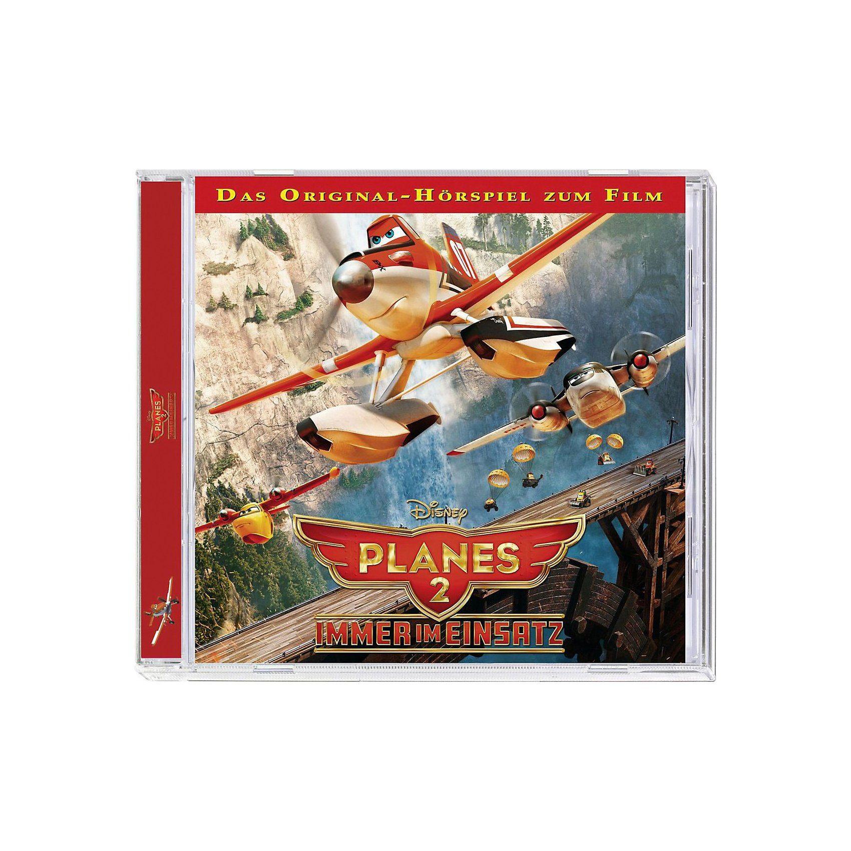 Kiddinx CD Disney Planes 2