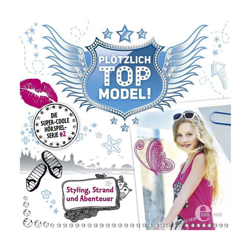Edel CD Plötzlich Topmodel 02 - Original Hörspiel