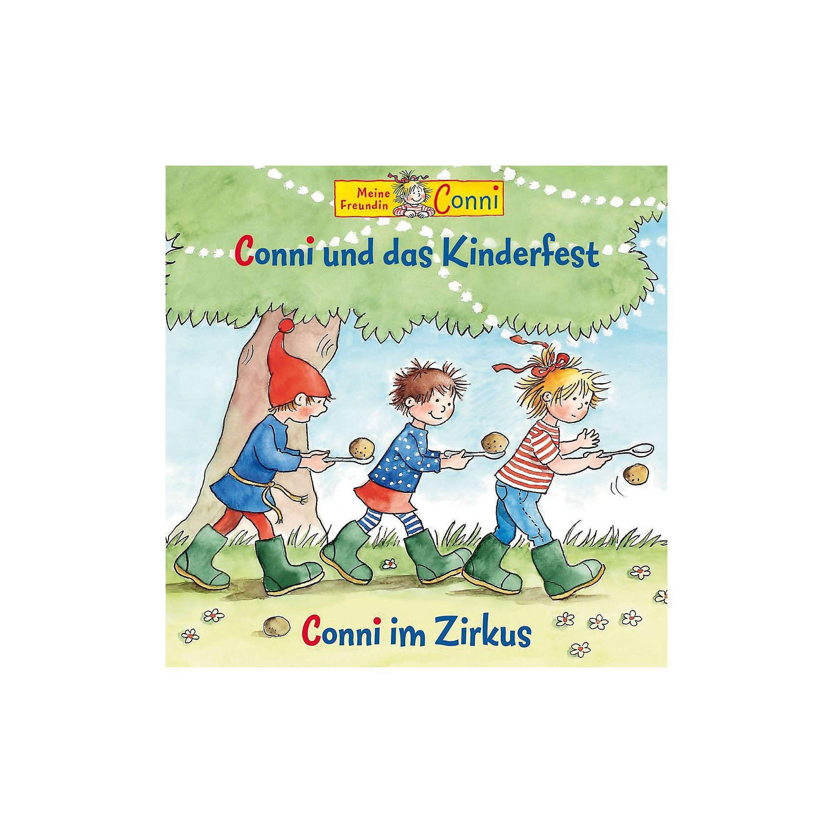 Universal CD Conni 42 - Conni und das Kinderfest/Conni im Zirkus
