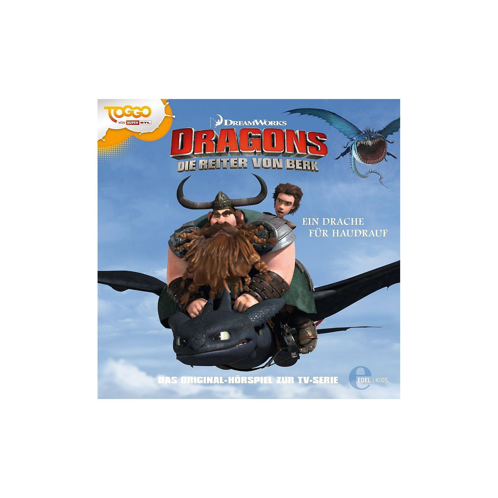 Edel CD Dragons - Die Reiter Von Berk 03