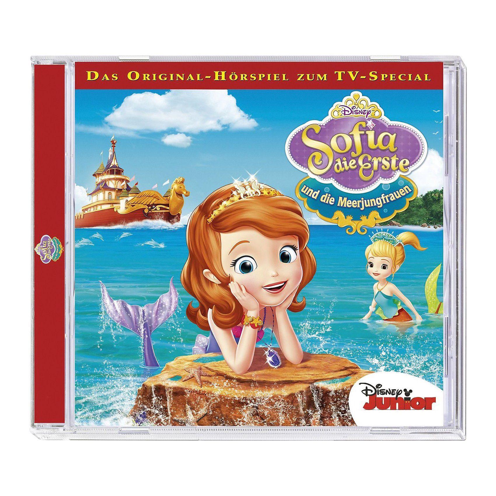 Kiddinx CD Sofia die Erste 04 - und die Meerjungfrauen