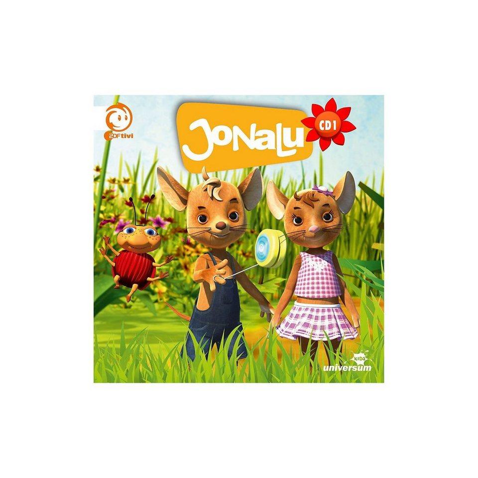 Universum CD JoNaLu 01 online kaufen