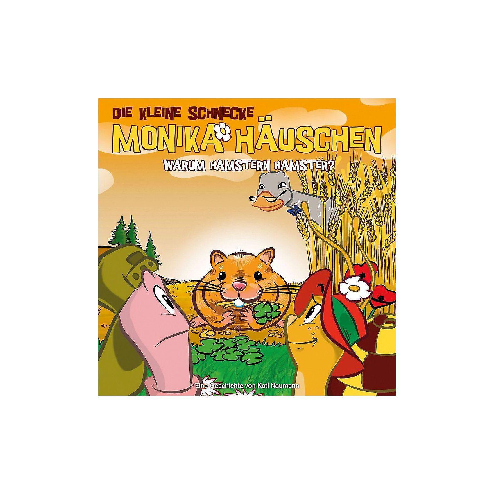 Universal CD Die Kleine Schnecke Monika Häuschen 37 - Warum hamstern H