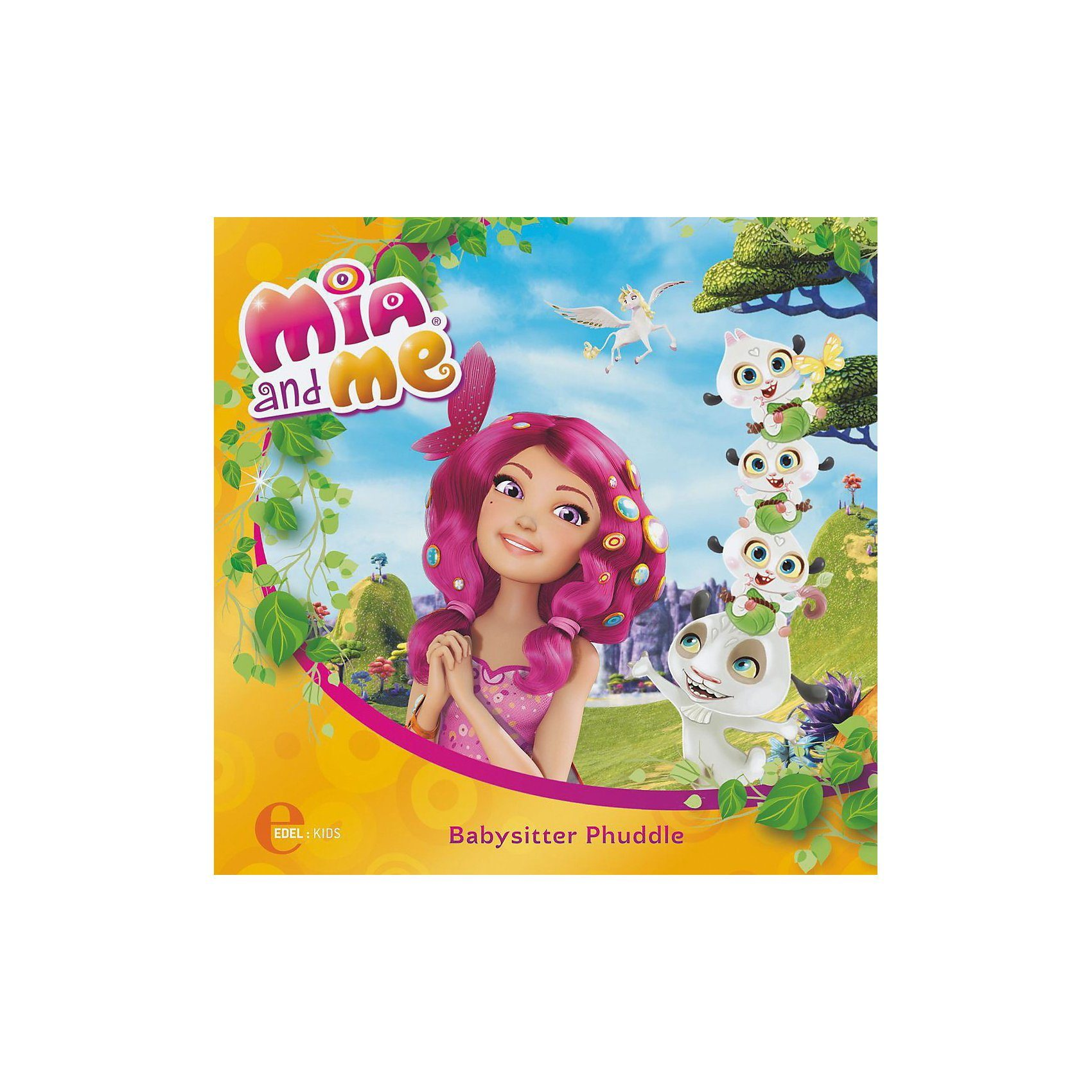 Edel CD Mia And Me 01 - Babysitter Phuddle