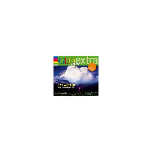 Edel CD Geolino extra - Das Wetter