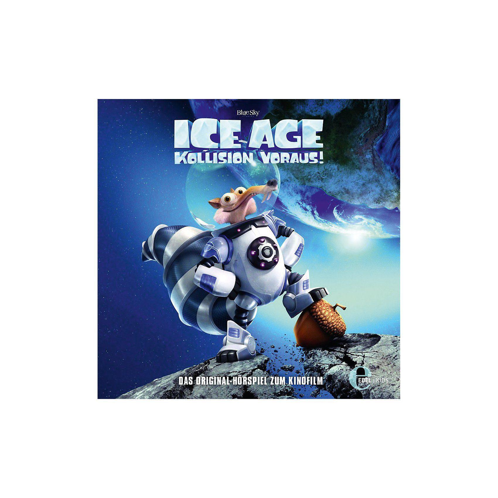 Edel CD Ice Age - Kollision Voraus (Hörspiel zum Kinofilm)