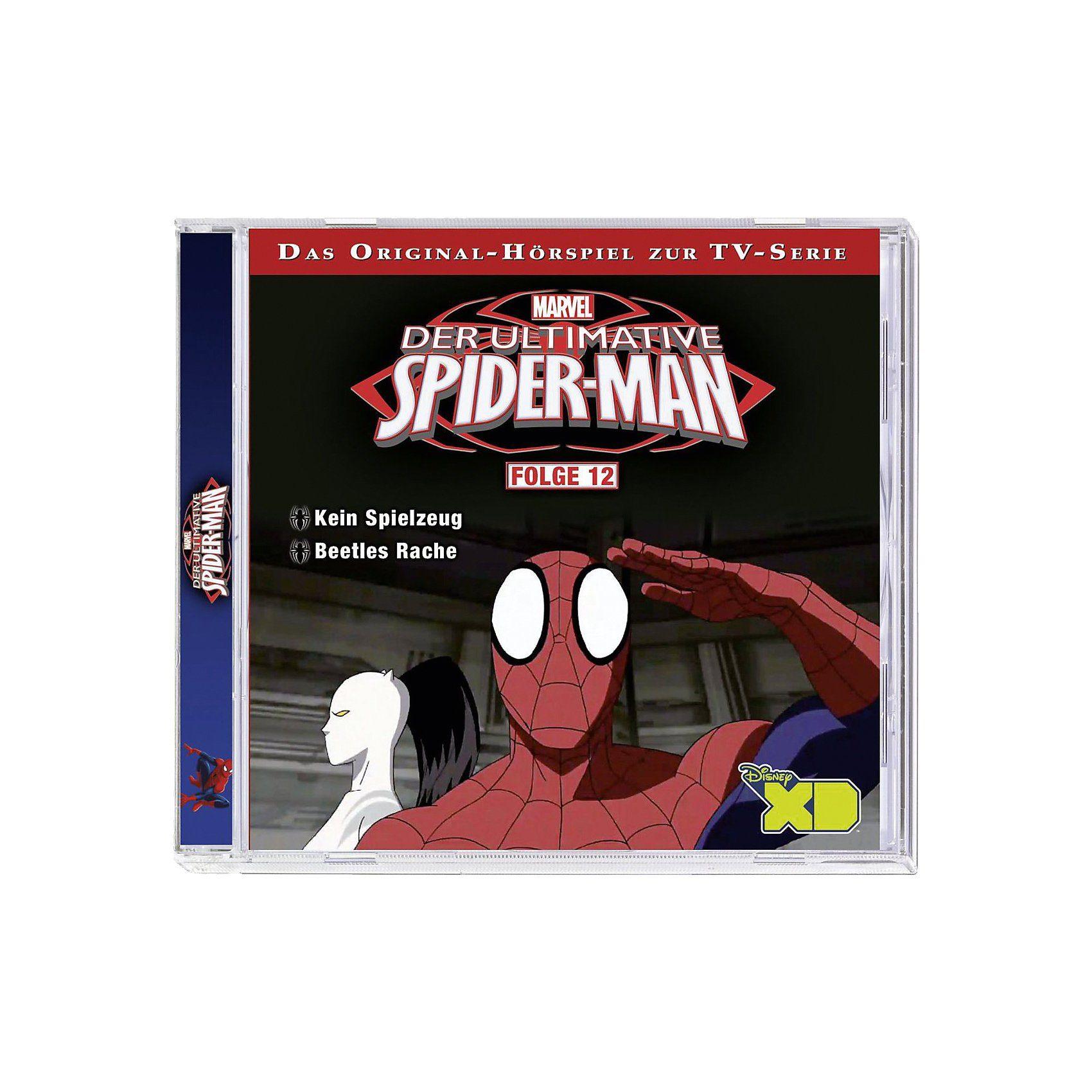 Kiddinx CD Der ultimative Spiderman 12