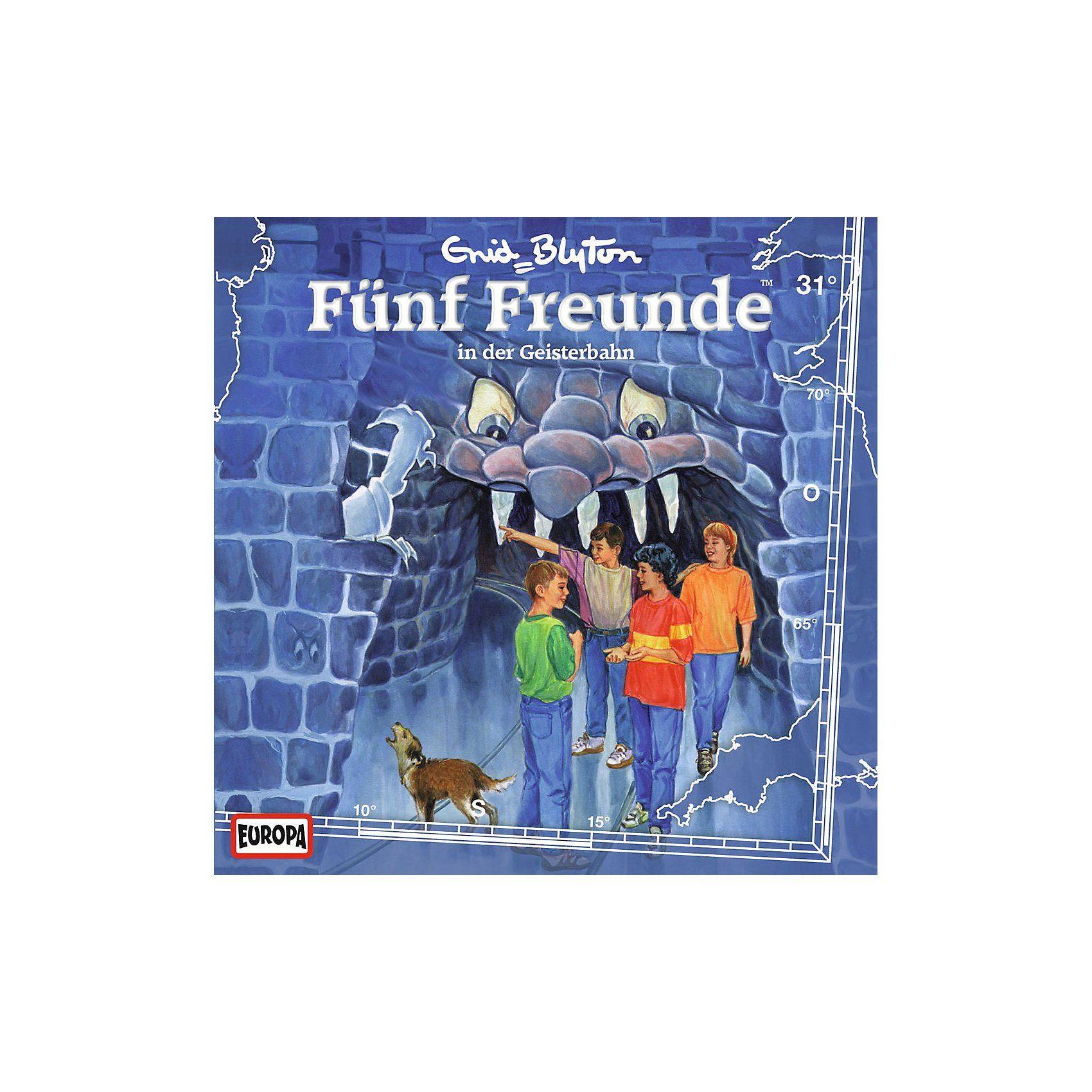 Sony CD Fünf Freunde 031/in der Geisterbahn