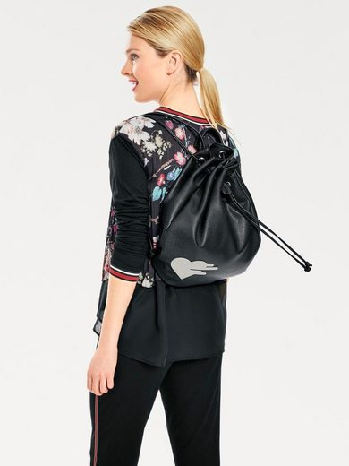 Picard Backpack With Heart-patch