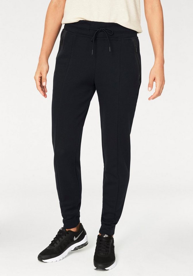 ca6dbe46bb2185 Nike Sportswear Jogginghose »W NSW TECH FLEECE PANT KNIT« online ...