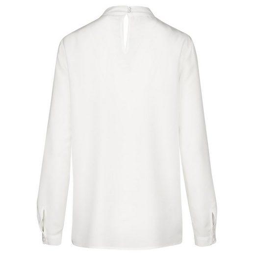 Seidensticker Classic Blouse Black Rose Collar,
