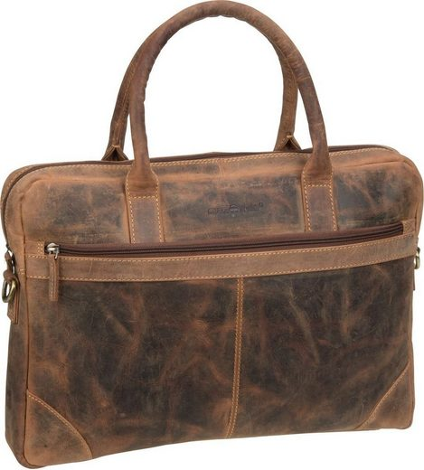 Greenburry Aktenmappe Vintage 1646 Laptop Case