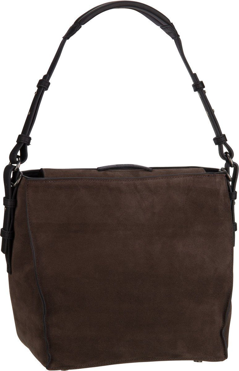 Marc O'Polo Handtasche »Thirtyfive Cube Luxury Suede«