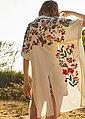 MANGO Kaftan mit Blumenstickerei, Bild 4