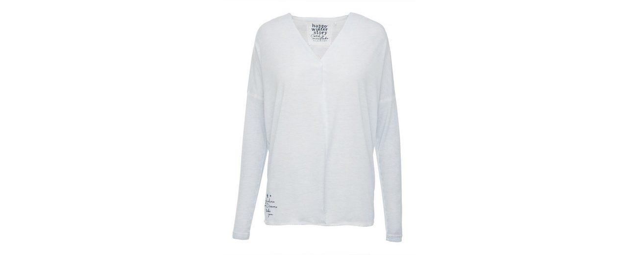 Online-Shopping-Original SOCCX Langarmshirt Zuverlässig Günstig Online dL50HcUoy1