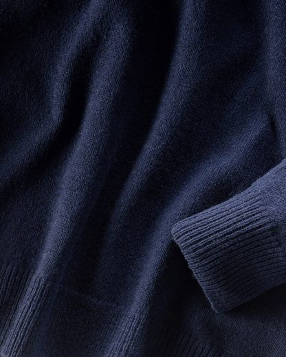 Highmoor V-Pullover aus Lambswool