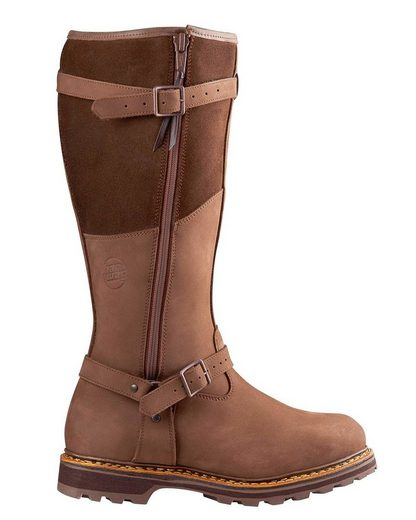 Hanwag Damen-Fellstiefel Grizzly Top wide