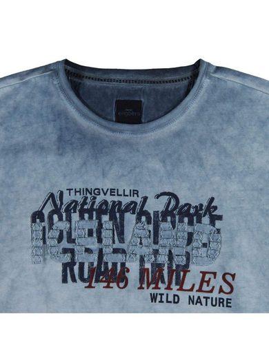 T-shirt Engbers Rundhals