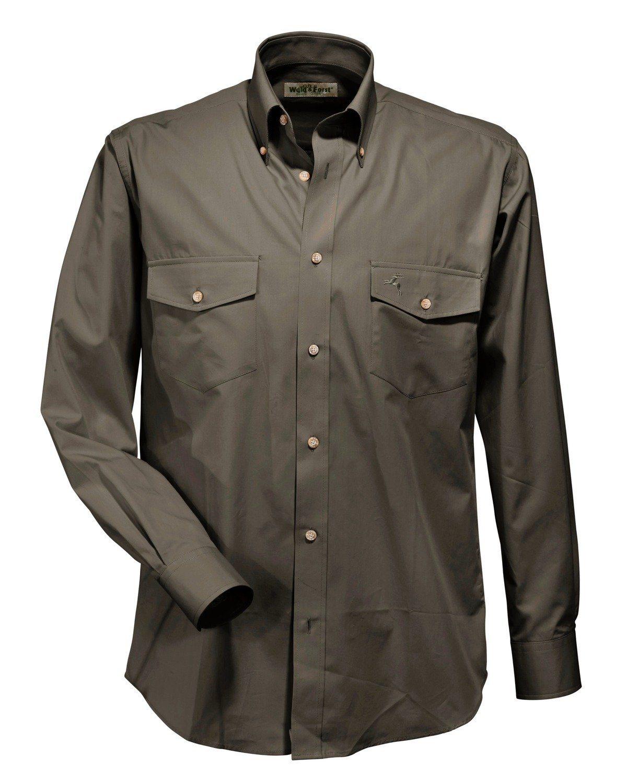 Wald & Forst Jagdhemd   Bekleidung > Hemden > Sonstige Hemden   Popeline - Baumwolle   Wald & Forst