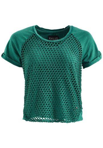 khujo 2-in-1-Shirt LEVIDA