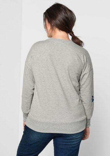 Sweat-shirt Sheegotit, Avec Fermeture À Glissière