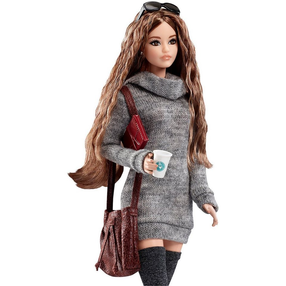 Mattel® Barbie Collector The Look Doll Happy Hipster